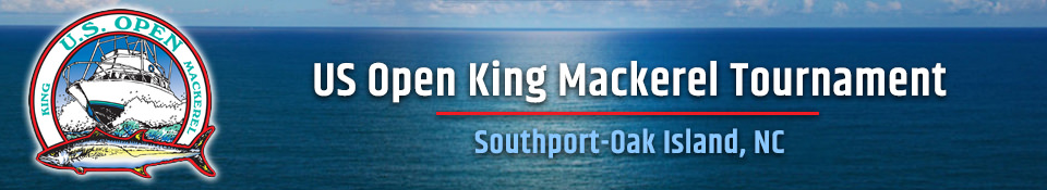 October 4-6, 2018 U.S. Open King Mackerel Tournament.