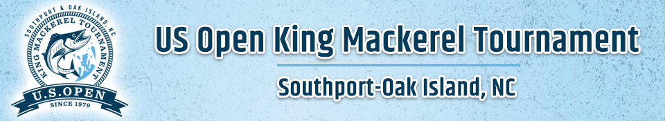 October 4-5, 2019 U.S. Open King Mackerel Tournament.